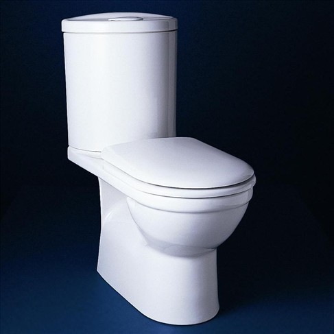 Caroma Milan Close Coupled Toilet Suite