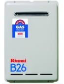 Rinnai Infinity B26 Price ONLY $829. While Stocks Last. Builders Rinnai Model