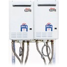 Rheem Multipak Outdoor Gas Continuous Flow Hot Water Heater Model MPE02
