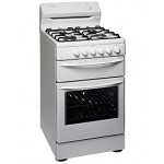 Westinghouse Upright Gas Oven/Stove Freestanding White GUK525W